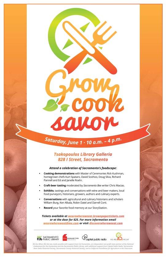 Grow Cook Savor