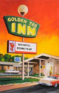 Golden Tee Inn. Bob Miller.
